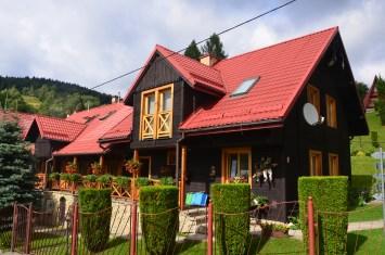 Uroczy górski domek