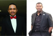 daddy freeze and pastor adeboye's son picture