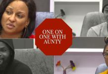 Aunty's One-on-Ones: Ultimate Love NG - Week 1 Part 2