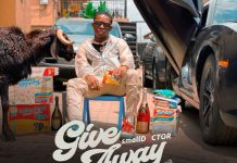 DOWNLOAD FREE MP3: Small Doctor – Giveaway