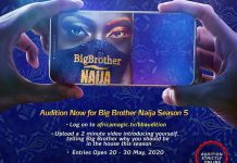 #BBNaija: How to Audition for 2020 edition of Big Brother Naija Show