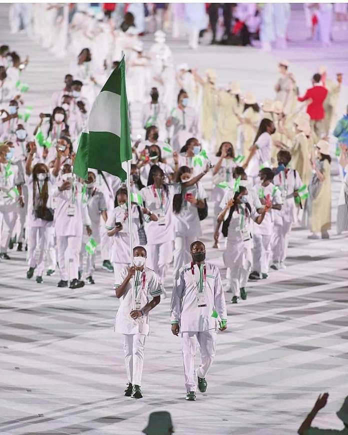 2020 Olympics: Ten Nigerian athletes banned from participating