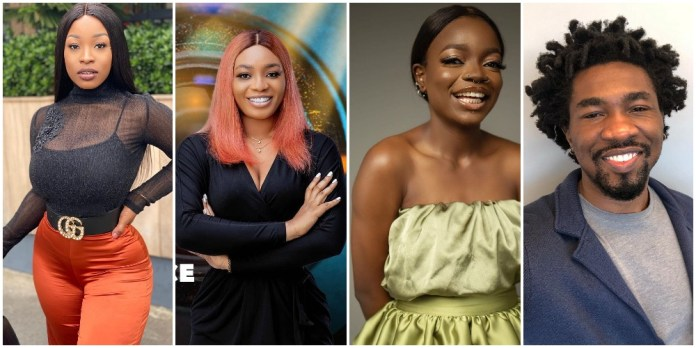 #BBNaija: Biggie finally reveals the two wild cards for 'Shine Your Eye' edition (Video)
