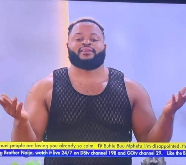 """"""" I don't know how to approach a lady"""" - #BBNaija Whitemoney opens up (Video)"""