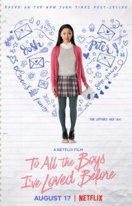 فيلم إلى جميع الأولاد الذين أحببتهم من قبل TO ALL THE BOYS I'VE LOVED BEFORE