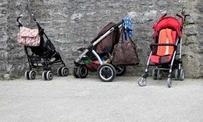 ما هى افضل انواع عربات الاطفال بالصور عبر متجر ممزورلد؟