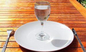 صيام الماء للتخسيس