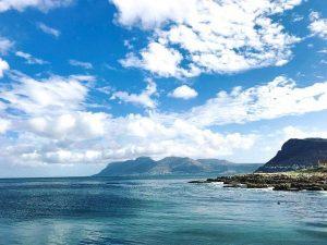 شاطئ كالك كيب تاون جنوب افريقيا Kalk bay