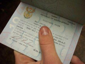 هل يوجد تأشيرة إلى كيب تاون فيزا جنوب افريقيا من بلدي؟
