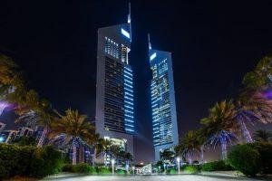 أبراج الإمارات أحد أفضل مناطق ترفيهية في دبي