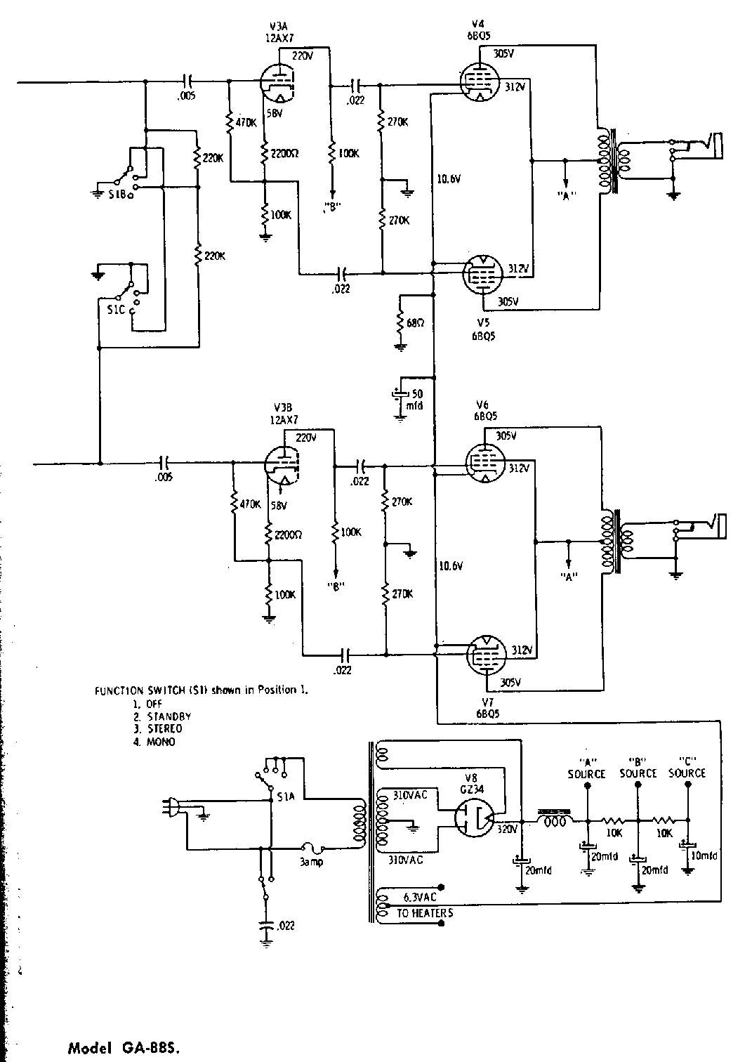 Index Of Schematics Gibson