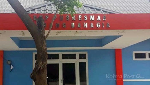 Gedung Rawat Inap Puskesmas Karang Bahagia Bekasi