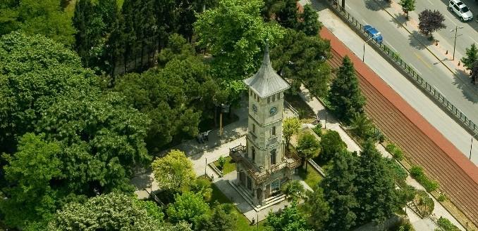 İzmit Saat Kulesi Fotoğrafı