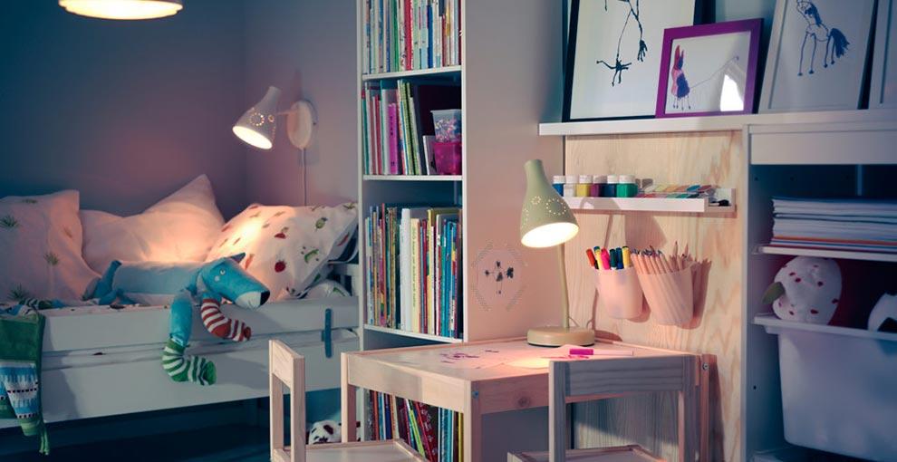 Oświetlenie do pokoju dziecięcego, czyli bezpieczeństwo, komfort i zabawa
