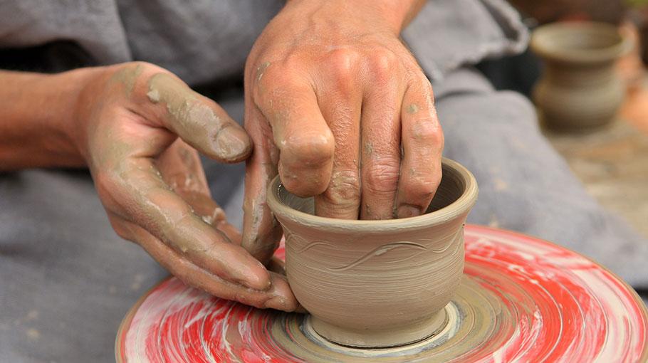 Warsztaty ceramiczne dla całej rodziny