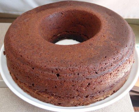 gestürzter Brownie-Kuchen kochen-und-backen-im-wohnmobil.de