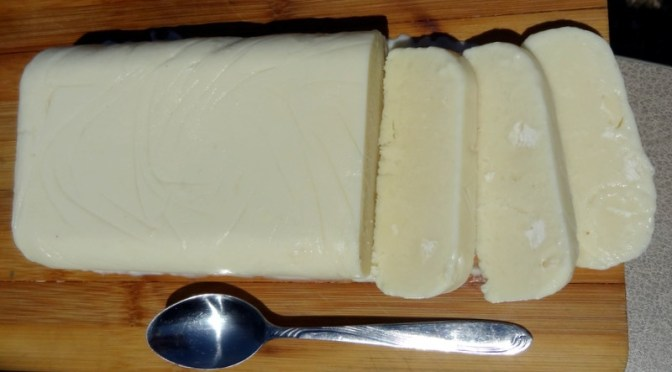 einfach Eis…. oder gefrorener Pudding…. oder doch ein Parfait?!
