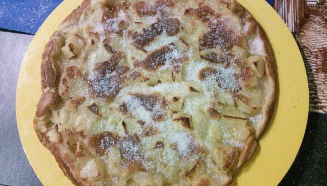 Bergische Apfelpfannkuchen