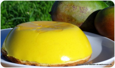 Mangokuppeltorte http://www.kochen-und-backen-im-wohnmobil.de