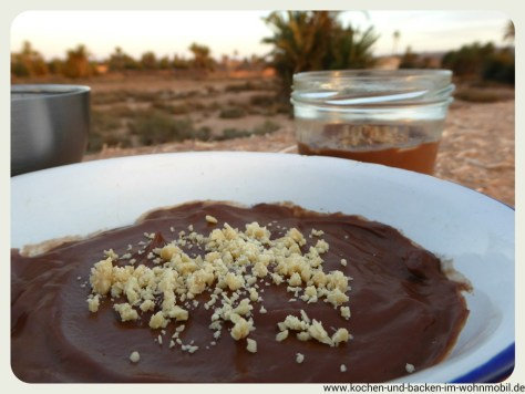 Schokoladenpudding www.kochen-und-backen-im-wohnmobil.de