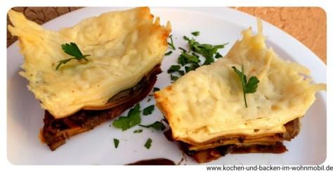 Pilzlasagne www.kochen-und-backen-im-wohnmobil.de
