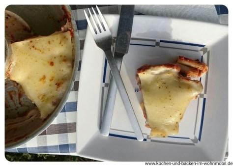 Rigatoni-Lasagne www.kochen-und-backen-im-wohnmobil.de