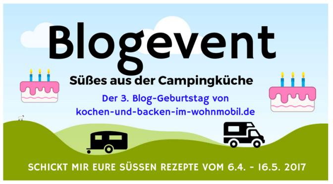 3. Blog-Geburtstag: Blogevent mit Gewinnspiel!