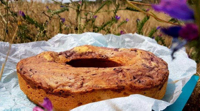 Marmeladen Marmor Kuchen aus dem Omnia Backofen