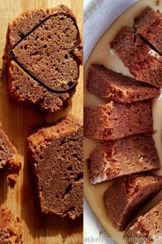Omnia Rezept: Sahnekuchen mit Herz zum Valentinstag