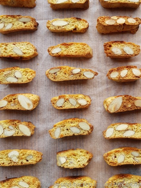 Omnia Backofen: Cantuccini