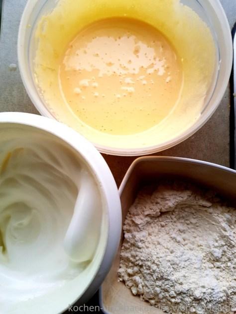 Omnia Rezept: Biskuitkuchen