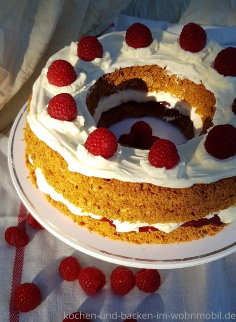 Sponge Cake, Victoria Cake