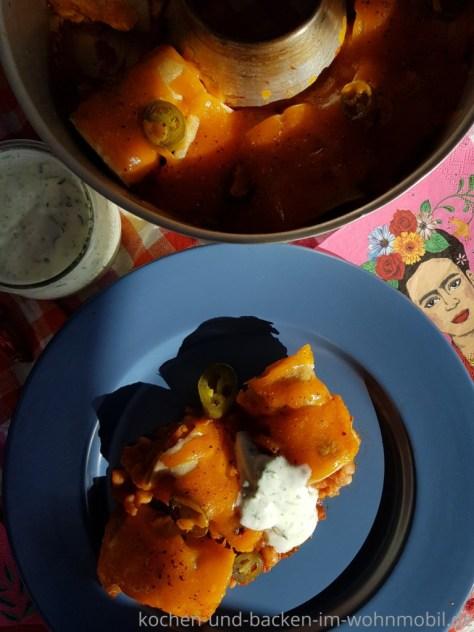 Omnia Backofen: Enchiladas