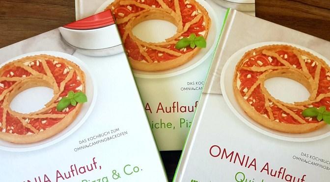 Mein neues OMNIA Kochbuch: Auflauf, Quiche, Pizza & Co.