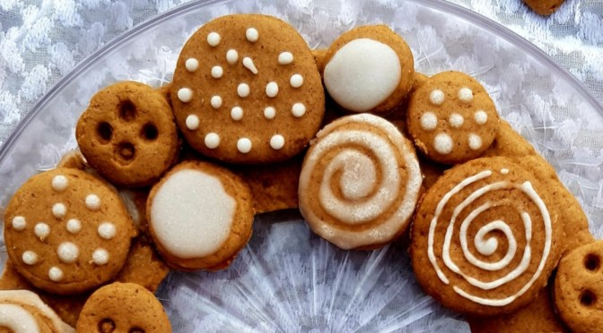 Lebkuchen – Plätzchen aus dem OMNIA Backofen