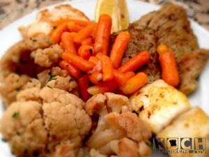 Essen im Menshealthcamp - www.kochhelden.tv