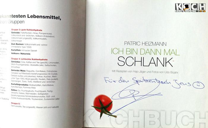 Patric Heizmann Buch - www.kochhelden.tv