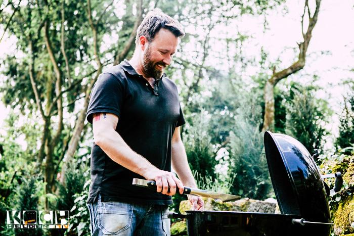 Vegetarisch Grillen - www.kochhelden.tv