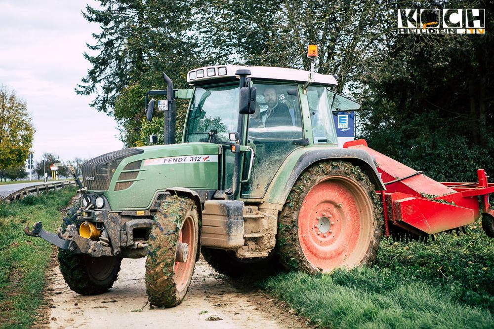 Traktor - www.kochhelden.tv