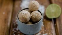 Energy Balls Limette-Kokos - www.kochhelden.tv