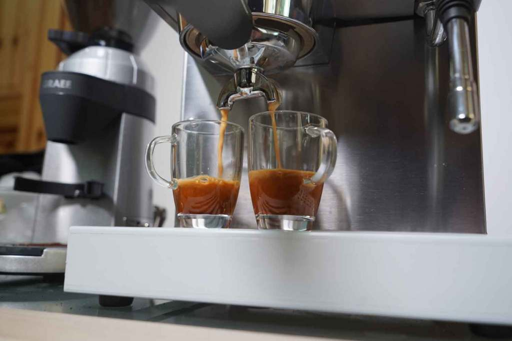 Espressomaschine Test