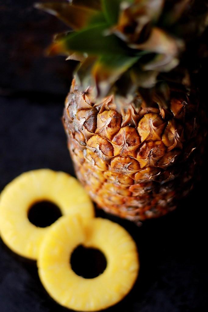 Ananasschneider Vitamine