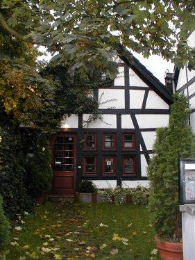 Henzeks-Restaurant Alt Saarn
