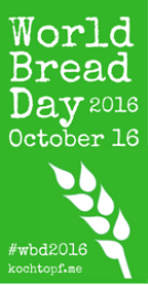 World Bread Day 2016 (October 16)