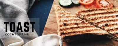 Blog-Event CXLVIII - Toast (Einsendeschluss 15. Januar 2019)