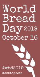 World Bread Day, October 16, 2019