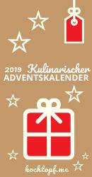 Kulinarischer Adventskalender 2019