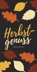 Blog-Event CLXIX - Herbstgenuss (Einsendeschluss 15. November 2020)