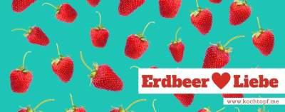 Blog-Event CLXXV - Erdbeerliebe (Einsendeschluss 15. Juni 2021)