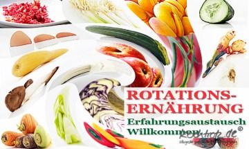 Rotations-Ernährung
